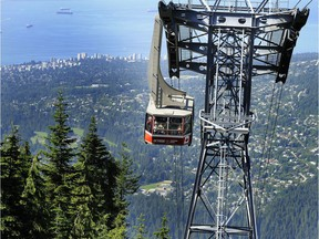 Grouse Mountain is offering 100 free gondola passes a day between July 21 and July 31, 2020.