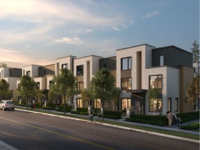 The Skagen development in Coquitlam will be comprised of Fifty-two three and four bedroom townhomes ranging in size from 1,653 sq. ft. to 2,083 sq. ft. and built in two phases.