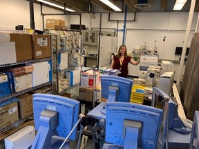 The B.C. Institute of Technology's health sciences department has donated 22 ventilators, along with a number of other much-needed items, to local health authorities to aid in the COVID-19 pandemic.
