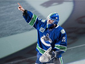 If the NHL is able to resume its suspended NHL season, the Vancouver Canucks would be a healthier team on paper. If the league gets the green light to proceed after pausing due to the coronavirus pandemic, injured players such as MVP netminder Jacob Markstrom would likely be ready to play.