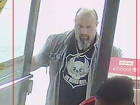 Vancouver police are asking for the public's help in identifying this man after an elderly man with dementia was attacked last month in East Vancouver. Police are investigating the assault as a hate crime.