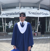 Raihaan Lalani is graduating from Sentinel Secondary School in West Vancouver.