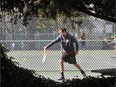 The Vancouver Park Board will reopen 53 public tennis and pickleball courts in seven locations this weekend.