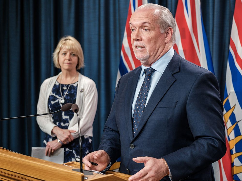 B.C. Election 2020: Health officer says months of work have gone into holding a safe election