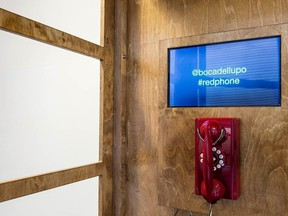 Boca del Lupo Red Phone Project. 2020