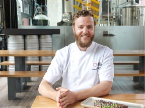 Chef Josh Gale is the Executive Chef of Culinary Development at Tap & Barrel Group.
