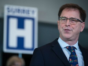 Health Minister Adrian Dix said he hadn't seen either anti-racism report before the Metis Nation released them Friday.
