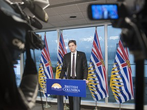 """On Monday in the B.C. legislature, Attorney General David Eby read from a letter sent by an unnamed personal-injury law firm and """"copied to every major personal injury plaintiff firm in the province."""""""