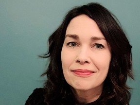 Vancouver author Aislinn Hunter's newest book is The Certainties.