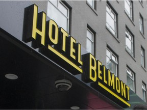 Individuals who tested positive for COVID-19 attended the Hotel Belmont on both June 27 and 29.