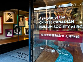 Chinese Canadian Museum launches temporary exhibition in Vancouver Chinatown The Chinese Canadian Museum: Chinese Immigration and British Columbia exhibit A Seat at the Table runs through 2021.
