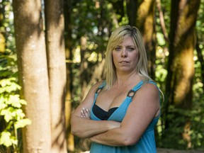 Port Moody resident Sherry-Ann Walters is frustrated by a terrible smell that has been plaguing the community for at least two weeks.
