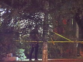 Vancouver police are investigating a homicide that happened late Wednesday night.