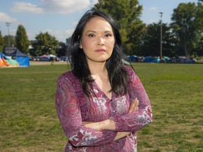 NDP incumbent  Jenny Kwan is one of the Chinese-Canadian candidates alleged to be targeted by pro-Beijing supporters.  (Francis Georgian/  PNG staff)