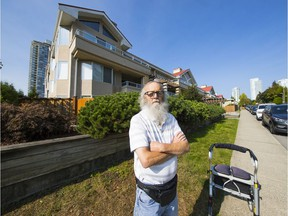 Barry Davis was one of the owners in a 40-unit condo building in need of millions of dollars for repairs.