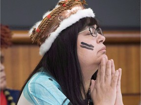 Heiltsuk chief councillor Marilyn Slett is looking for information from the provincial government on cases in neighbouring communities.