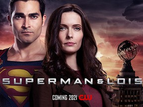 Cloverdale Fairgrounds will be transformed into a production set for the new TV series Superman & Lois