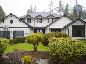 The forfeiture office alleges that a mortgaged home at 12505-22nd Ave. in Surrey, and cash, are proceeds of crime, and the home was used to launder money.