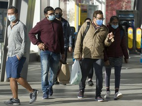 Safety protocols such as mask wearing, physical distancing and frequent cleaning have contributed to transit being a low risk for the virus.