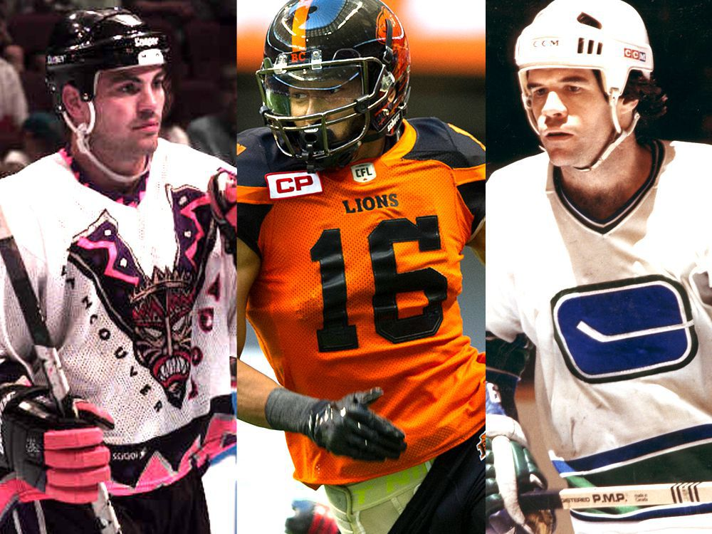 Cast your vote! What's your all-time favourite B.C. sports uniform?