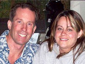 Jeff Taylor and LeaAnne MacFarlane were shot to death on a rural property near Cranbrook on May 29, 2010, in a case of mistaken identity.
