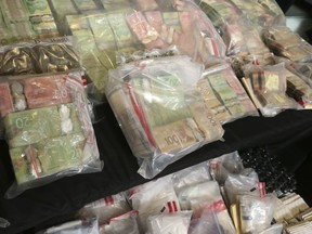 Federal RCMP serious crimes forces are generally the lead investigators on money-laundering cases, although in B.C., municipal police forces can also be involved.