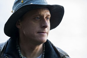 Alan Tudyk stars in both human and alien form in the new series Resident Alien.