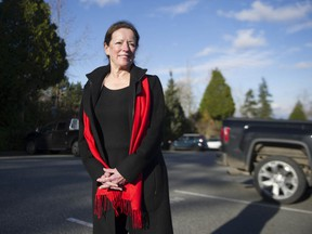 Linda Annis is executive-director of Crime Stoppers in Metro Vancouver.