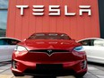 Tesla shares set to start 2021 …