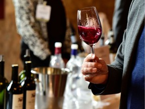 The Vancouver International Wine Festival will host an online auction this year.