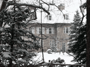 The official prime ministerial residence, 24 Sussex Drive, is nothing more than a mansion but much needed renovations were halted when estimates came in at nearly $100 million.