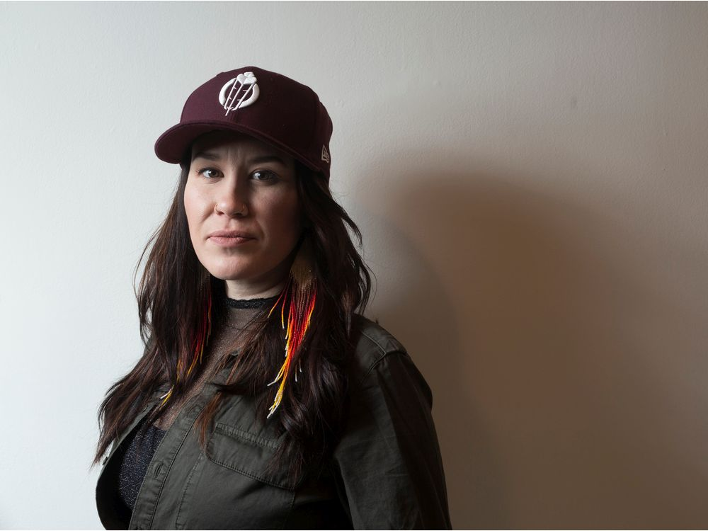 Catherine Blackburn, an English River First Nation Dene multidisciplinary artist and designer from Thornhill, B.C. was among five Indigenous artists chosen for the 2021 Eiteljorg Contemporary Art Fellowship.