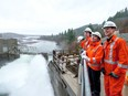 BC Hydro employees made sure residents had reliable electricity through the pandemic.  SUPPLIED