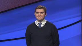 Five-time Jeopardy! champion Brayden Smith died unexpectedly at 24, his mother announced on Twitter.