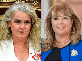 Governor General Julie Payette and Secretary to the Governor General, Assunta Di Lorenzo both resigned in January.
