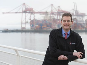 Robin Silvester is CEO of Port Metro Vancouver.