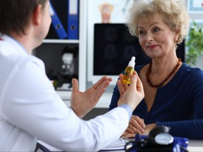 A new study suggests a growing number of more seniors may be using medical cannabis.