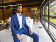 Trent Rodney, 32, has a passion for West Coast modern architecture, a passion he's turned into a thriving real estate business.
