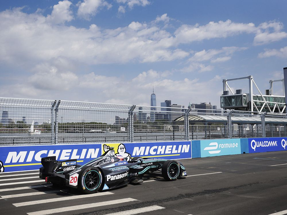 Formula E World Championship: A carbon-neutral formula for a post-pandemic recovery