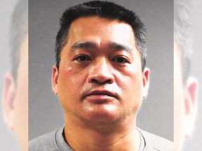 Shao Zhai Chen, who teaches art classes out of his home, faces one count of sexual assault, one count of sexual interference and one count of invitation to sexual touching in connection.