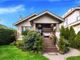 This detached home in Kitsilano was listed for $2,288,000 and sold for $2,444,000 on May 3.