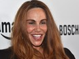 Actress Tawny Kitaen arrives for the red carpet premiere screening for Amazon's first original drama series 'Bosch' at The Dome at Arclight Hollywood on February 3, 2015 in Hollywood.