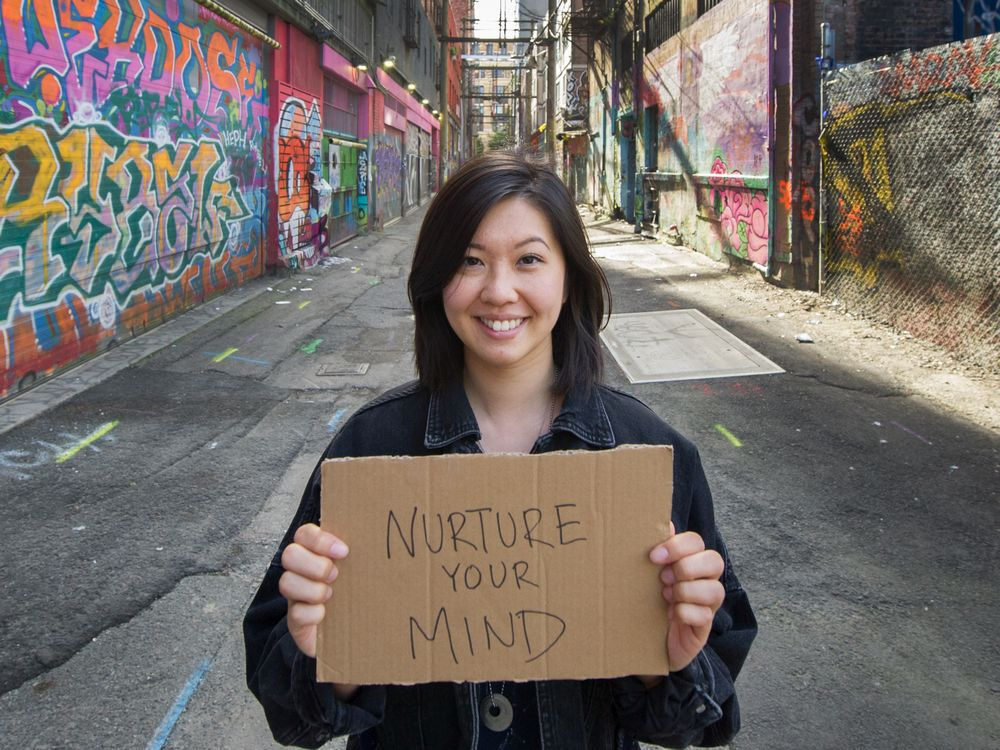 Cardboard Project's messages make 'human connection' amid pandemic in Downtown Eastside