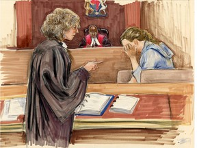 Selwyn Romilly, a Black retired Supreme Court judge, said he will not be filing a complaint after being arrested on Friday for matching the description of a suspect being sought. Romilly is pictured in this 2004 courtroom sketch, presiding over the Reena Virk/Kelly Ellard case.