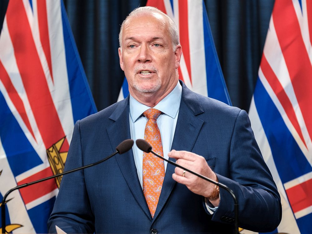 Vaughn Palmer: Horgan's efforts to be 'genuine' come with big price tag