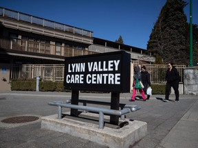 According to the B.C. Centre for Disease Control, 1,760 people have died from COVID-19 in B.C. since the start of the COVID-19 pandemic, 1032 of those residing in seniors care homes. Canada's first death from the COVID-19 virus occurred at the Lynn Valley Care Centre seniors facility on March 8, 2020.