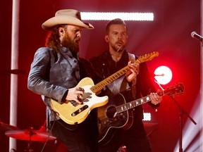 Brothers Osborne are scheduled to bring their We're Not For Everyone Tour to the Abbotsford Centre on Oct. 21.