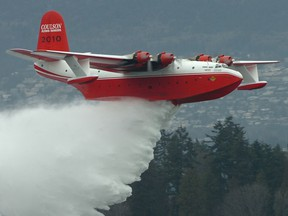 I have often wondered why virtually everywhere else in the world large water bombers like the Mars are used to fight wild fires yet in B.C. we sideline the Mars bombers, writes Norm Ryder.