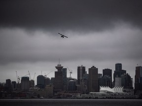 Today's weather in Vancouver is expected to be a mainly cloudy with a 30 per cent chance of showers.