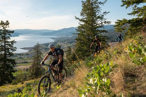 Penticton is a cyclist's paradise, on-road and off. VISIT PENTICTON